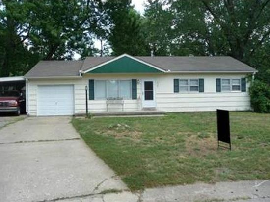 525 N 80th Pl, Kansas City, KS 66112