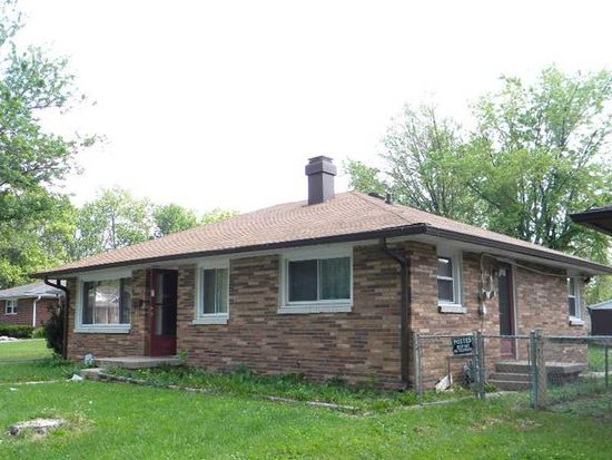 907 Cecil Ave, Indianapolis, IN 46219