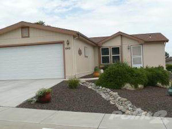 640 Dakota Dr, Camp Verde, AZ 86322