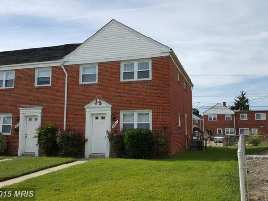 4810 Claybury Ave, Baltimore, MD 21206