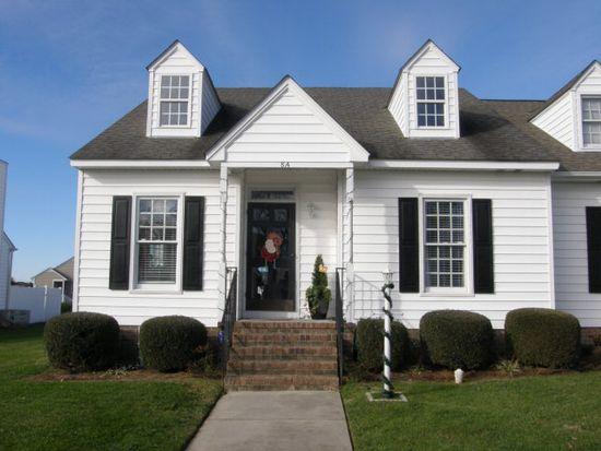 2730 Brentwood Dr N #8A, Wilson, NC 27896