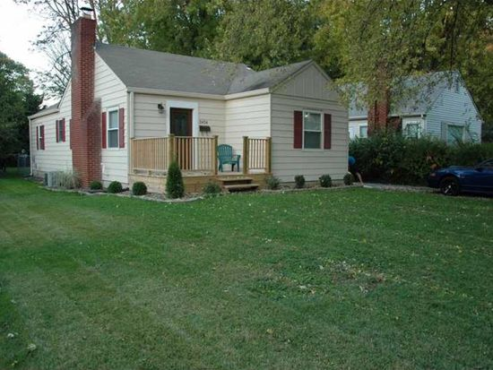 2434 E 58th St, Indianapolis, IN 46220