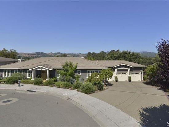 1168 Larkin Way, Napa, CA 94558