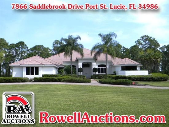 7866 Saddlebrook Dr, Port Saint Lucie, FL 34986