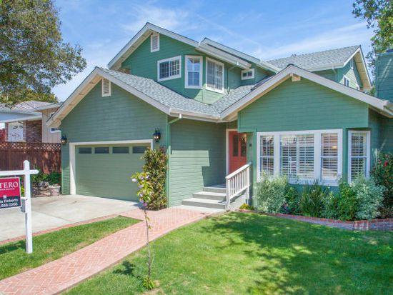 2406 Palmer Ave, Belmont, CA 94002