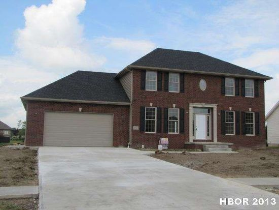 16167 Forest Lake Dr, Findlay, OH 45840