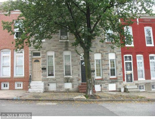 1310 Homewood Ave, Baltimore, MD 21202