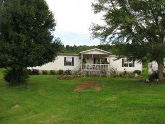 3315 Long Creek Rd, Parrottsville, TN 37843