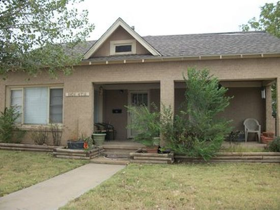 1101 4th Ave, Canyon, TX 79015