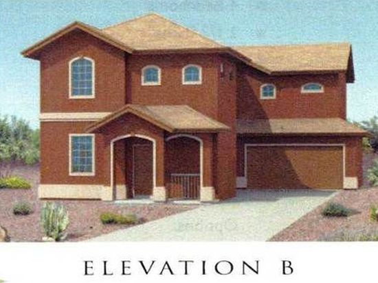 10961 Ray Mena Ln, El Paso, TX 79934