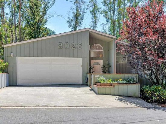 8026 Shepherd Canyon Rd, Oakland, CA 94611