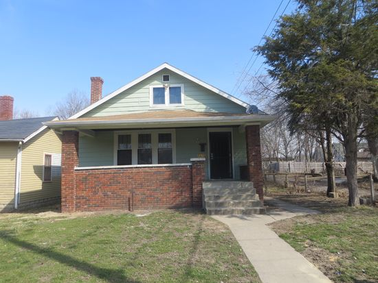 1416 W Pruitt St, Indianapolis, IN 46208