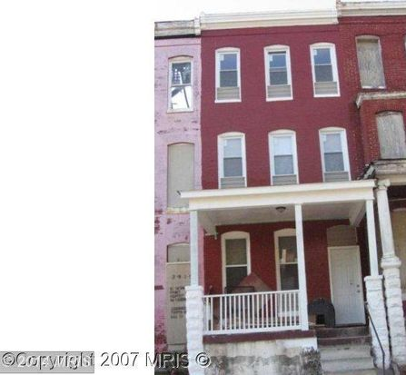 2917 Walbrook Ave, Baltimore, MD 21216
