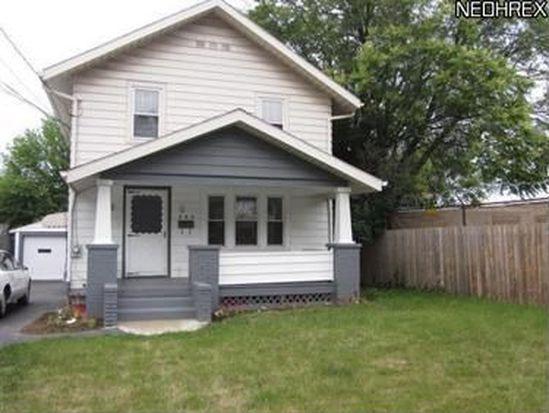 965 E Archwood Ave, Akron, OH 44306