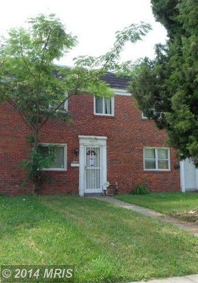 4805 Bowland Ave, Baltimore, MD 21206