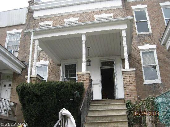 610 N Edgewood St, Baltimore, MD 21229