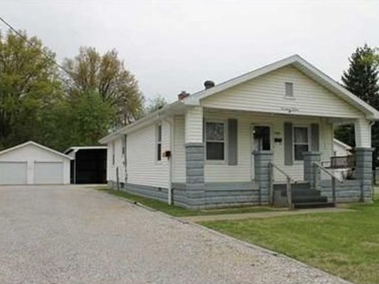 1715 Pollack Ave, Evansville, IN 47714