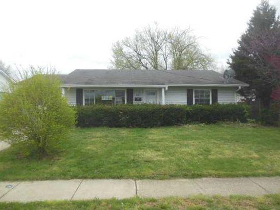 2831 E Berwyn St, Indianapolis, IN 46203