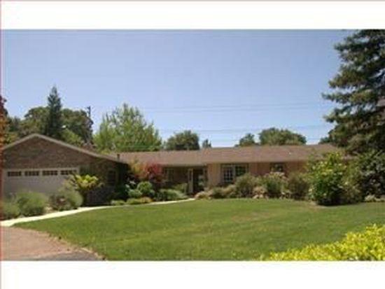 1145 Hidden Oaks Dr, Menlo Park, CA 94025