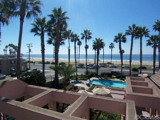 Pacific Coast Highway M Huntington Beach Ca