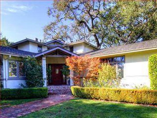 1678 Oak Ave, Menlo Park, CA 94025