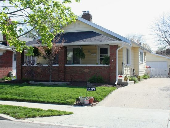 1107 Wallace Ave, Indianapolis, IN 46201