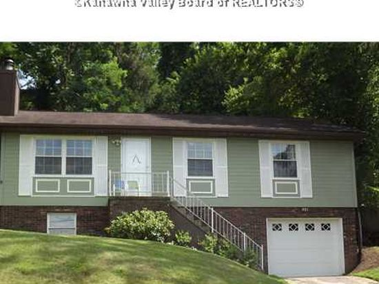 731 Gordon Dr, Charleston, WV 25303