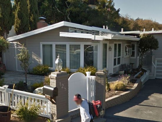 128 Club Dr, San Carlos, CA 94070