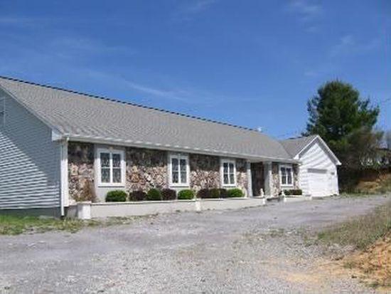 1250 Poff School Rd, Riner, VA 24149