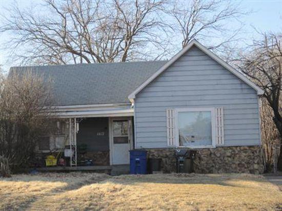 1412 W Oak Ave, Duncan, OK 73533