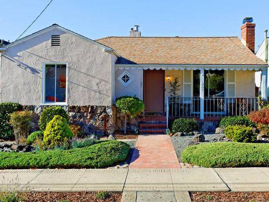 641 Clayton Ave, El Cerrito, CA 94530