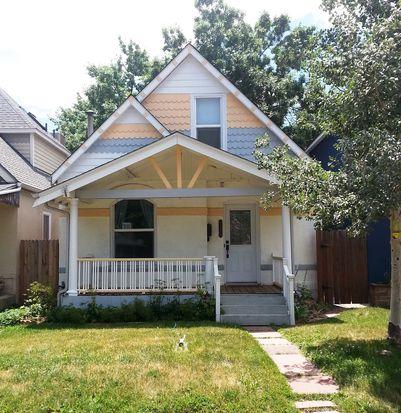 3332 W Moncrieff Pl, Denver, CO 80211