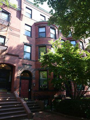 397 Marlborough St APT 2, Boston, MA 02115