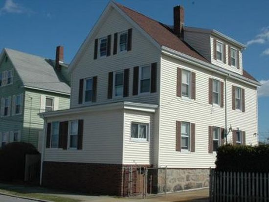 32 Frederick St, New Bedford, MA 02744