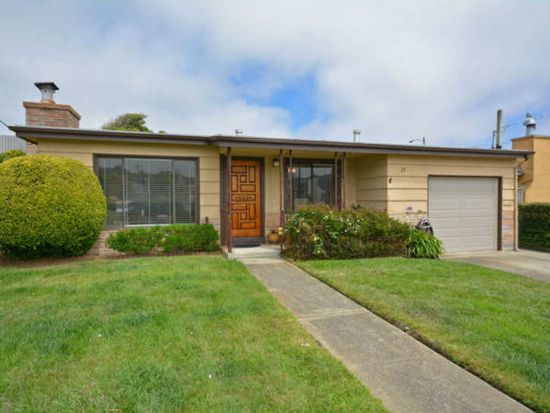 15 Graystone Dr, South San Francisco, CA 94080