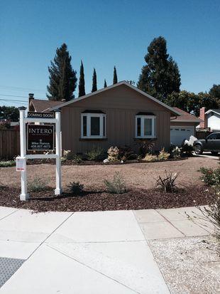 1249 W Knickerbocker Dr, Sunnyvale, CA 94087