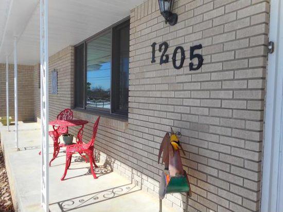 1205 Douglas Rd, Mcalester, OK 74501