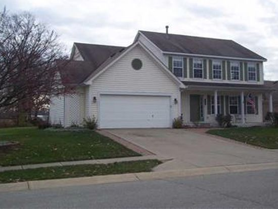 10151 Honeywell Ln, Indianapolis, IN 46236