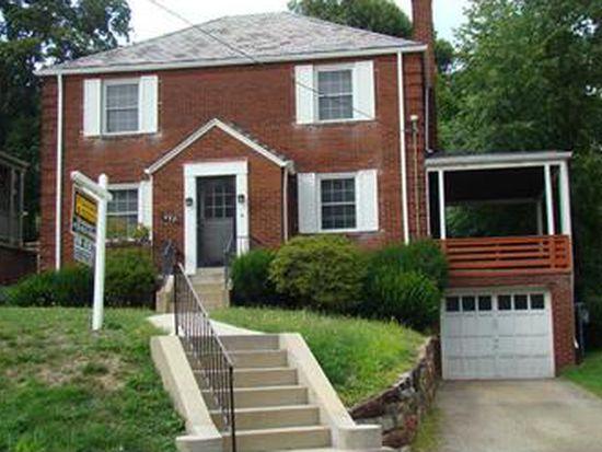 437 Longridge Dr, Pittsburgh, PA 15243