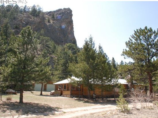 51 Profile Rock Rd, Bellvue, CO 80512