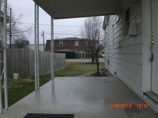 1404 E Missouri St, Evansville, IN 47711