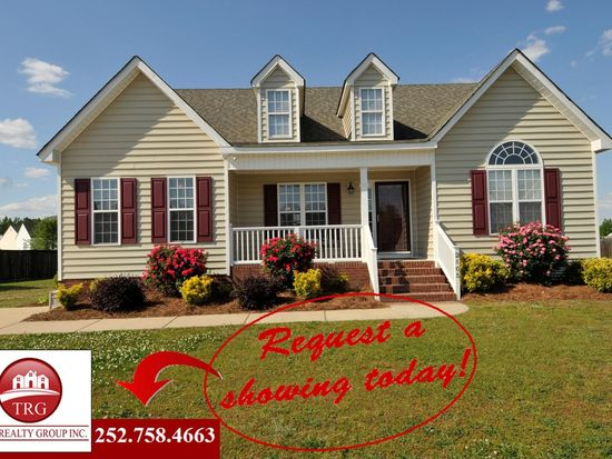 2605 S Chatham Ct, Winterville, NC 28590