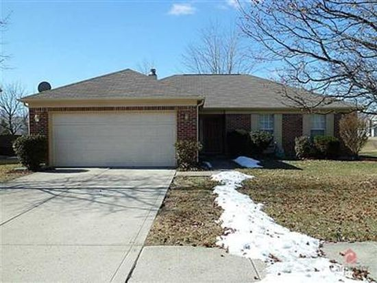 7418 Crickwood Pl, Indianapolis, IN 46268