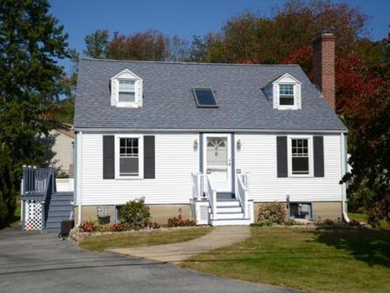 6 Bay State Rd, Reading, MA 01867