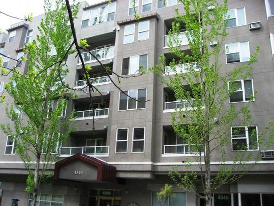 4343 Roosevelt Way NE APT 310, Seattle, WA 98105