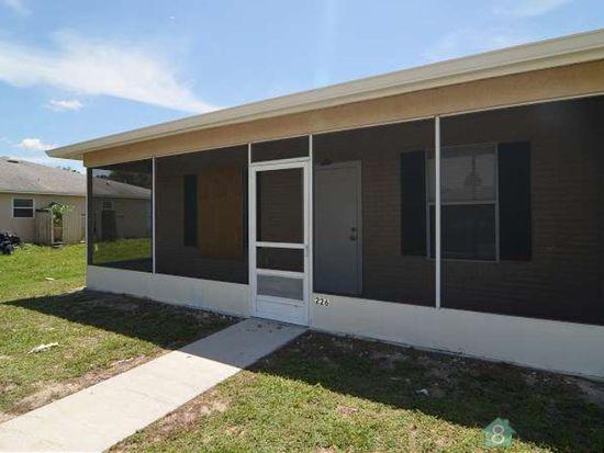 226 Ichabod Ave S, Lehigh Acres, FL 33973