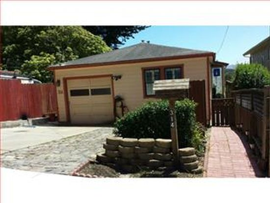 314 Channing Way, Pacifica, CA 94044