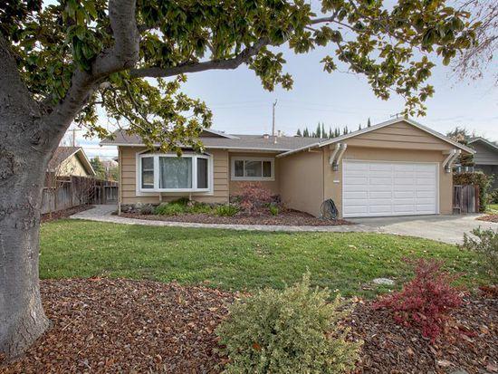 2109 Fordham Dr, Santa Clara, CA 95051