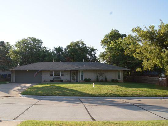 3405 Mockingbird Ln, Midwest City, OK 73110