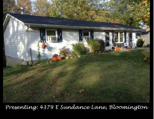4379 E Sundance Ln, Bloomington, IN 47401
